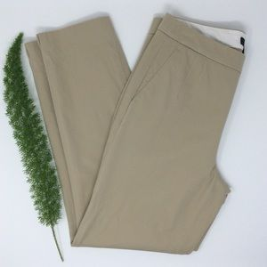 J. Crew Pretty Stretchable Cropped Pants Size (2)